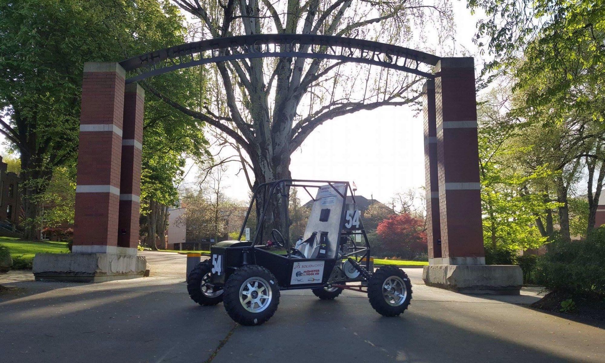SPU Falcon Racing