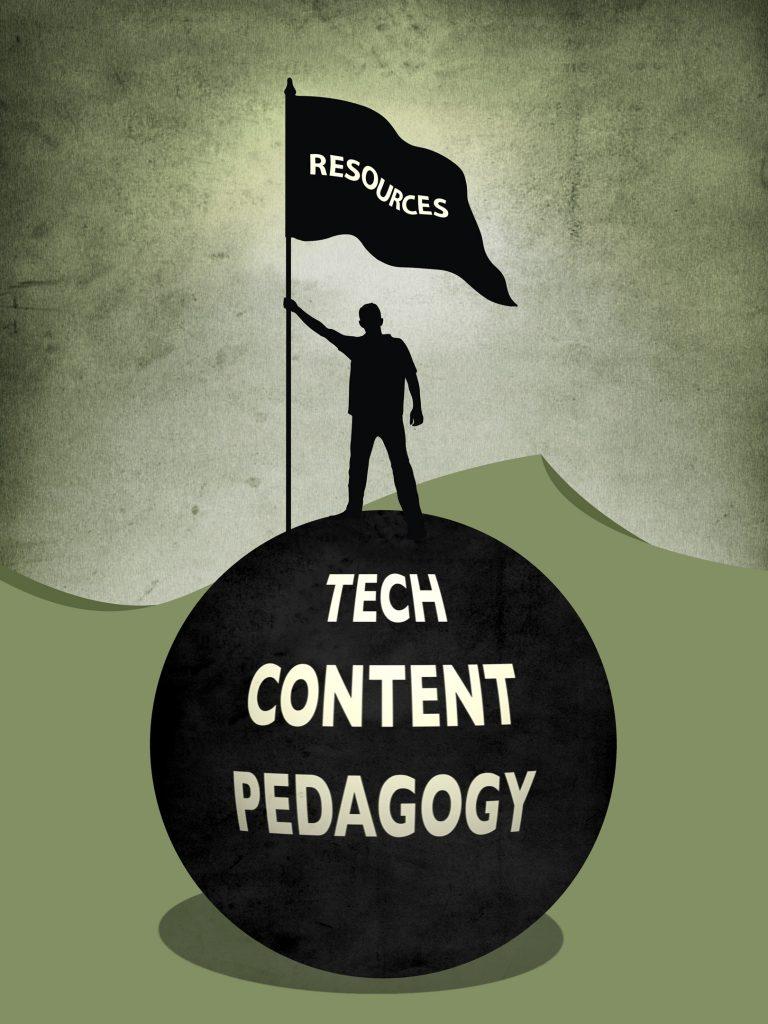 Tech Content Pedagogy poster